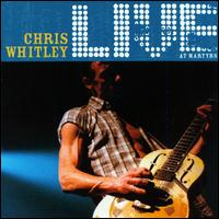 Live at Martyrs' - Chris Whitley