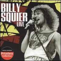 Live - Billy Squier