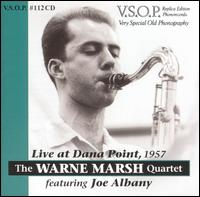 Live at Dana Point 1957 - Warne Marsh Quartet